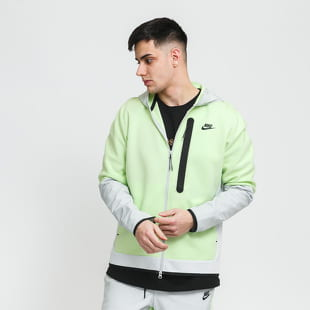 Nike M NSW Tech Fleece FZ Woven Hoodie Mix