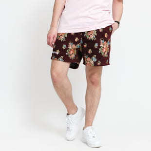 PLEASURES Dejavu Woven Floral Shorts