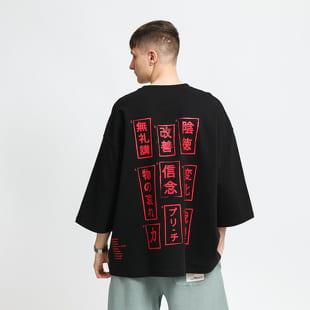 PREACH Kimono Japanese Wording Tee