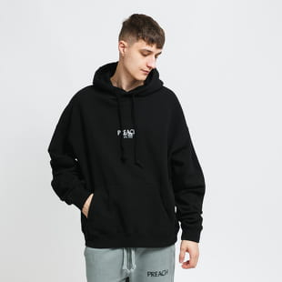 PREACH Oversized Japanese Logo Hoody