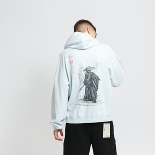 PREACH Oversized Samurai Icons Hoody