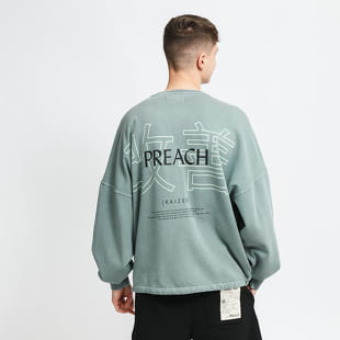 PREACH Sidepocket Character Crewneck