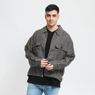 Stüssy Boxy Linene Zip Jacket