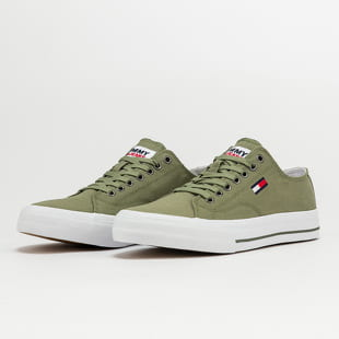 TOMMY JEANS Long Lace Up Vulc