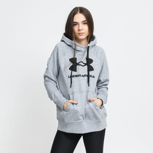 Under Armour W Rival Fleece Logo Hoodie