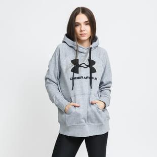 Under Armour W Rival Fleece Logo Hoodie