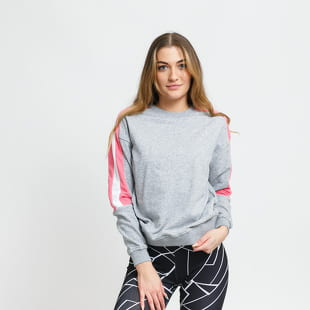 Urban Classics Ladies Panel Terry Crewneck