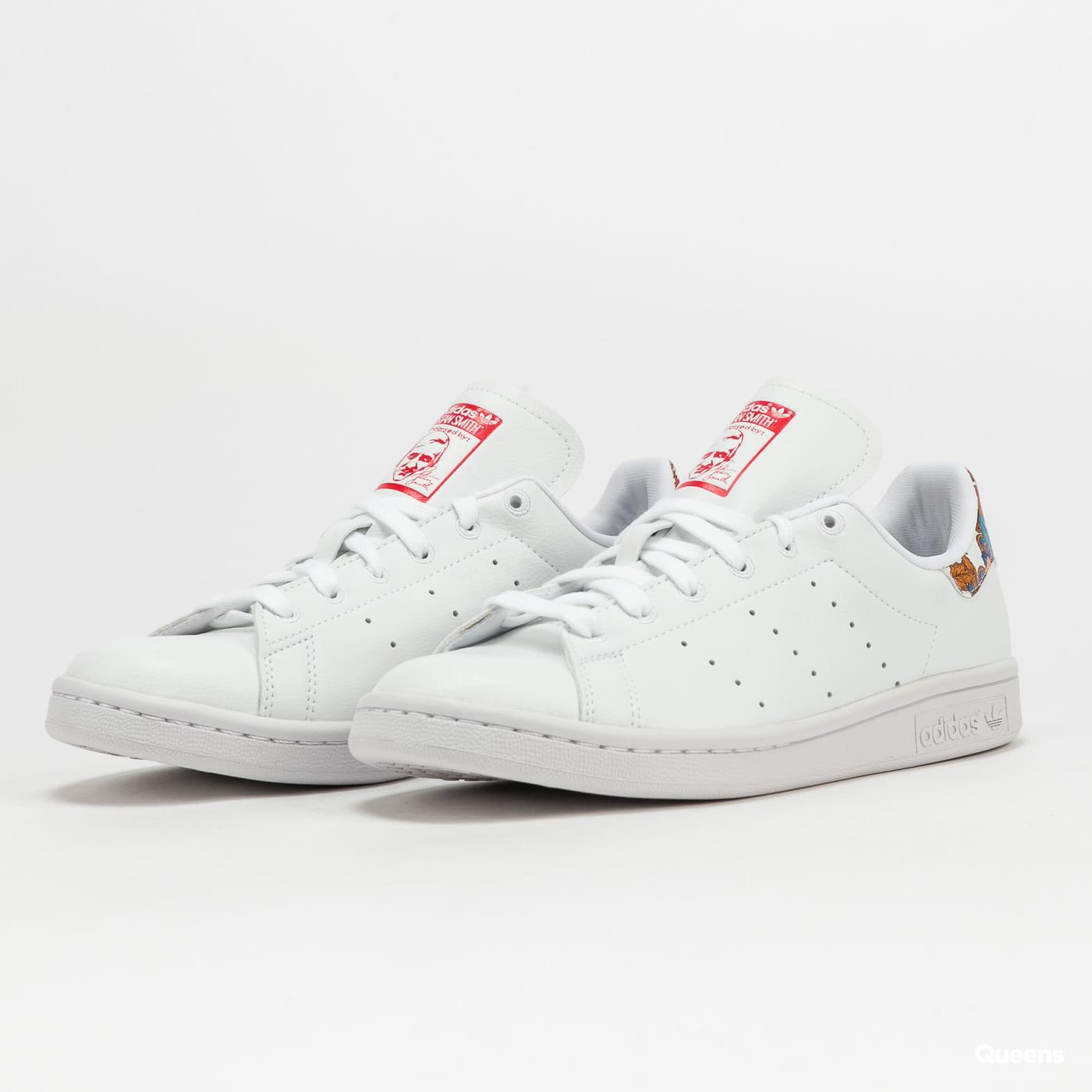 adidas Originals Stan Smith W ftwwht / croyal / vivred