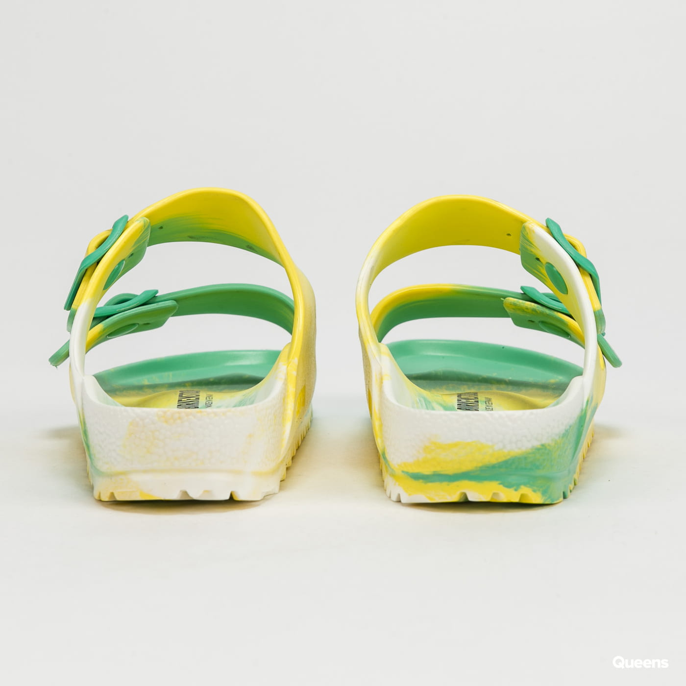 BIRKENSTOCK Arizona EVA milti color jade / vibrant yellow / whi
