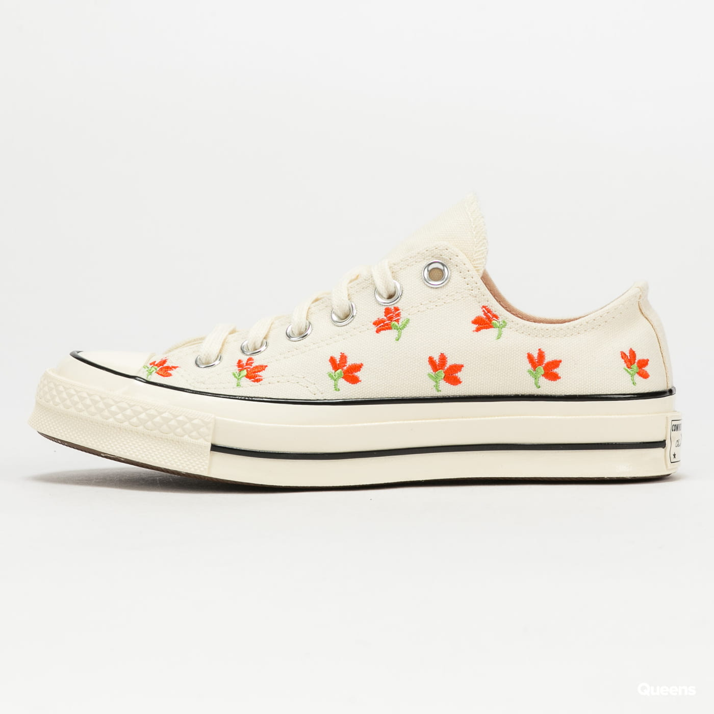 Converse Chuck 70 OX egret / bright poppy