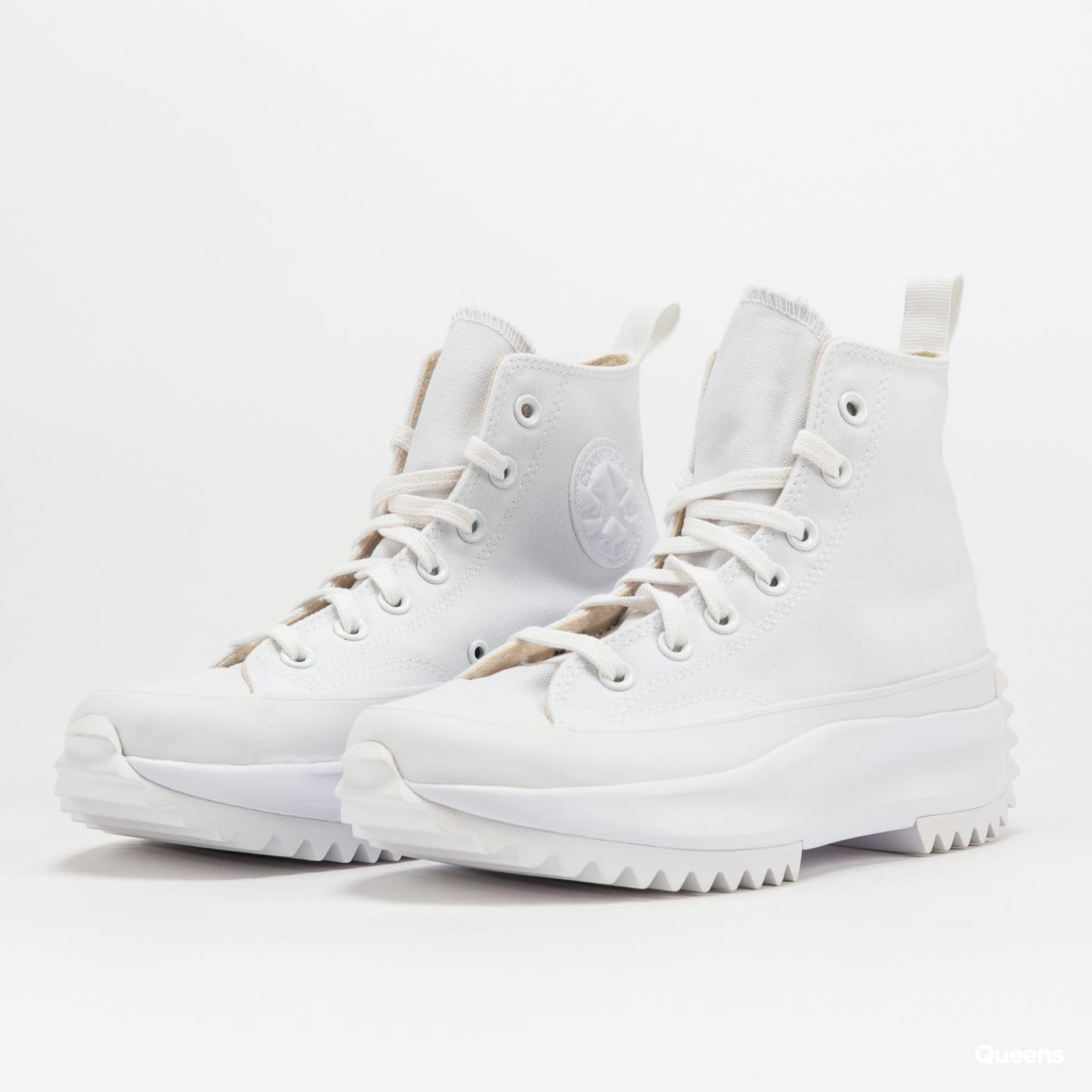Converse Run Star Hike Hi white / white / white