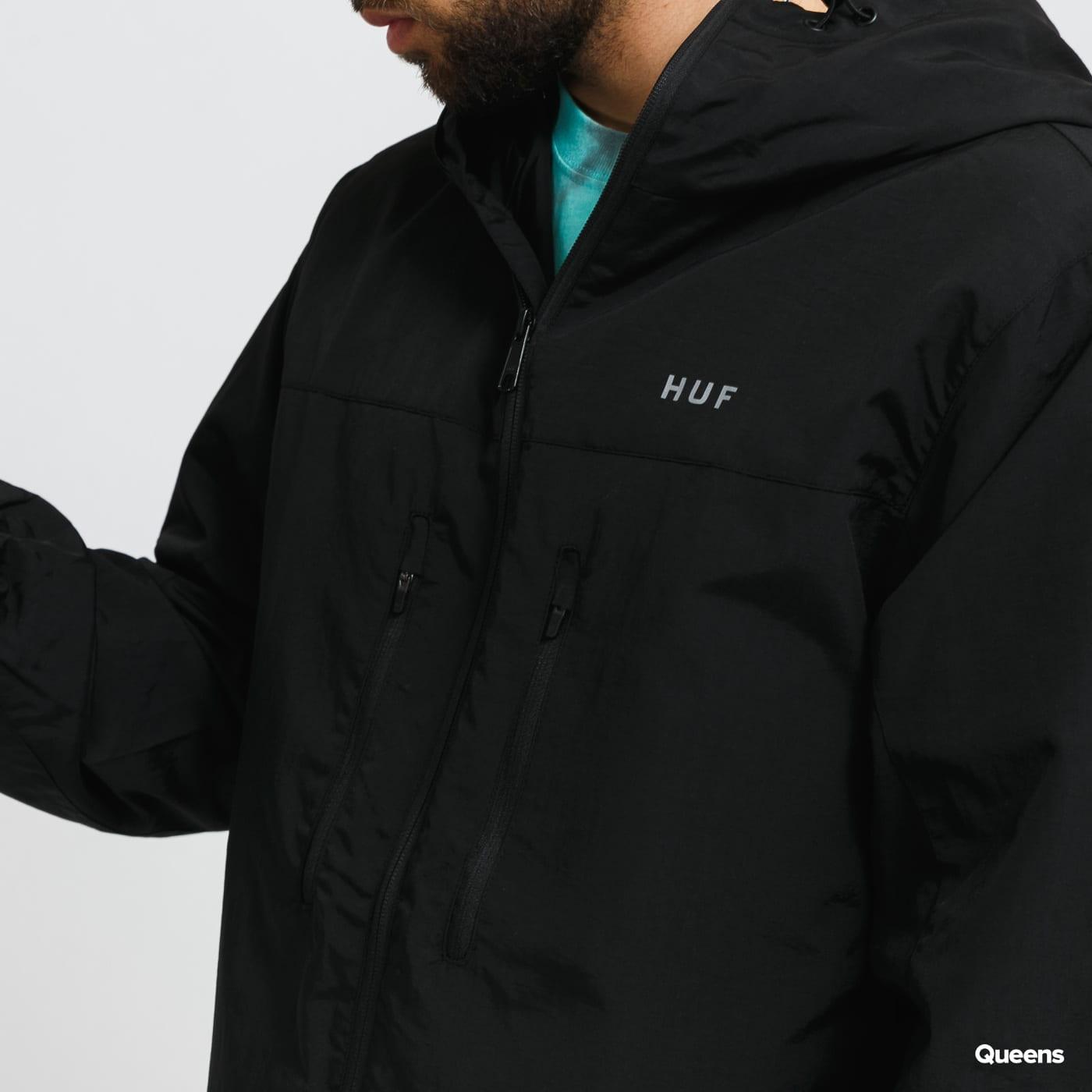 HUF Essentials Zipper Standard Shell gray / beige / pink / black