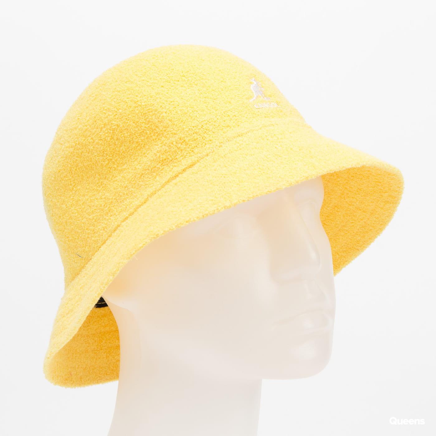 KANGOL Bermuda Casual žlutý