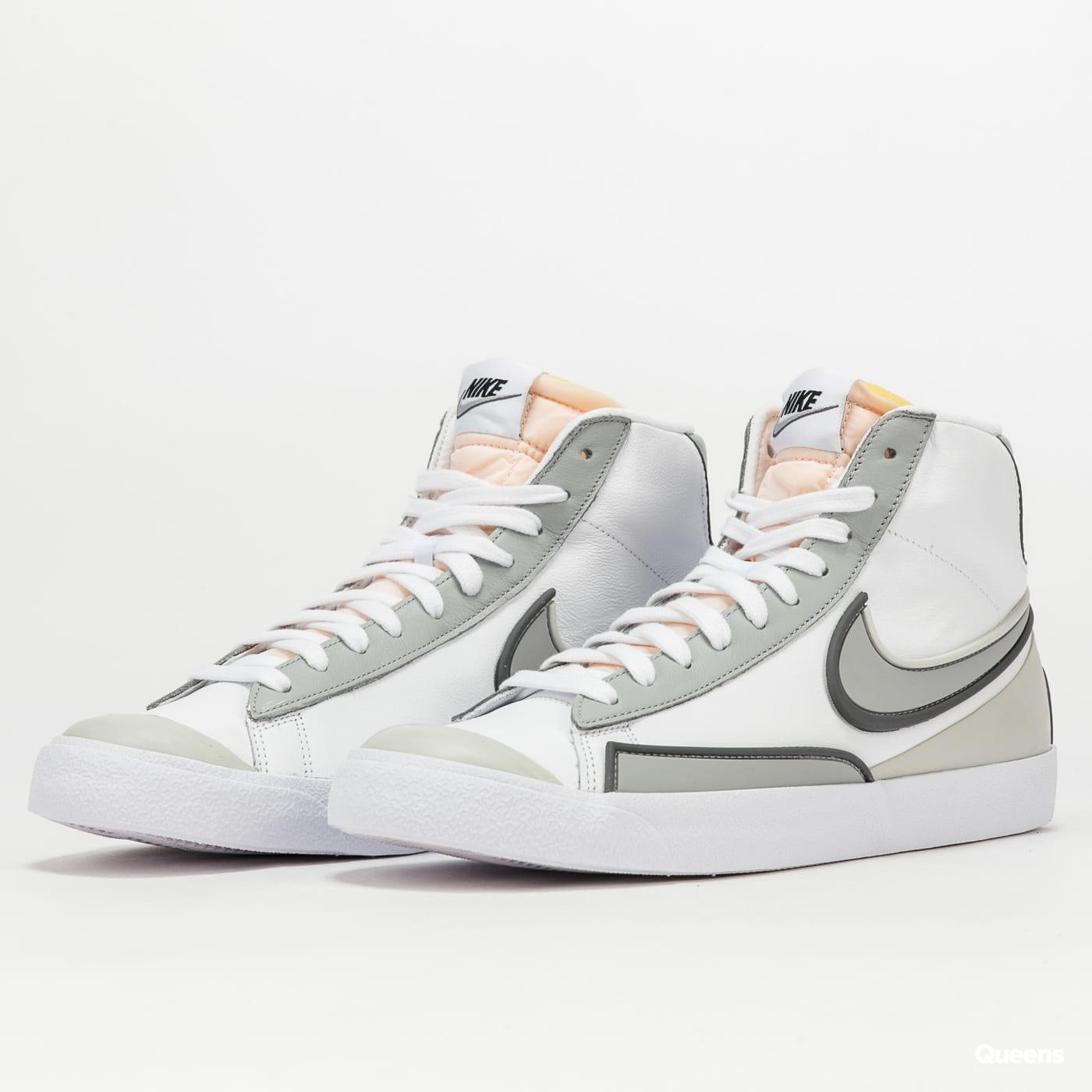 Nike Blazer Mid '77 Infinite white / lt smoke grey - iron grey