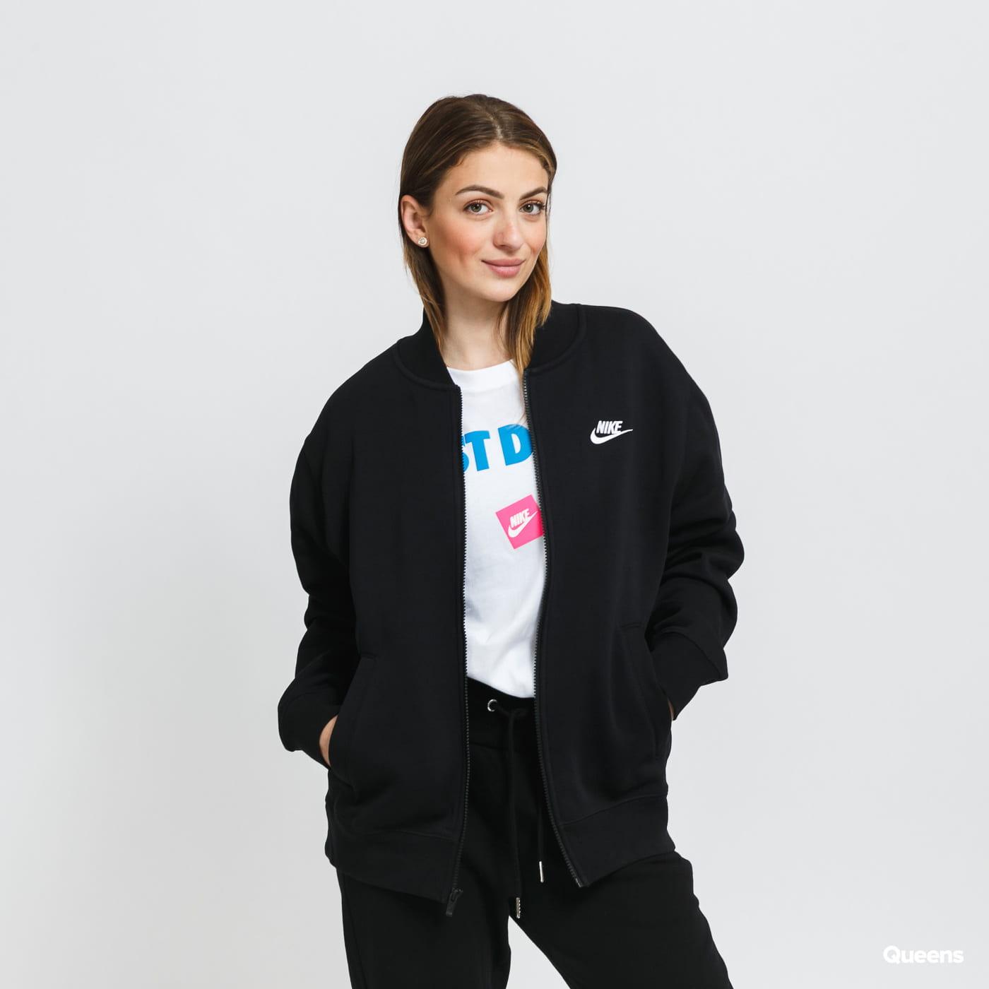 Nike M NSW Club Bomber Jacket BB gray / beige / pink / black