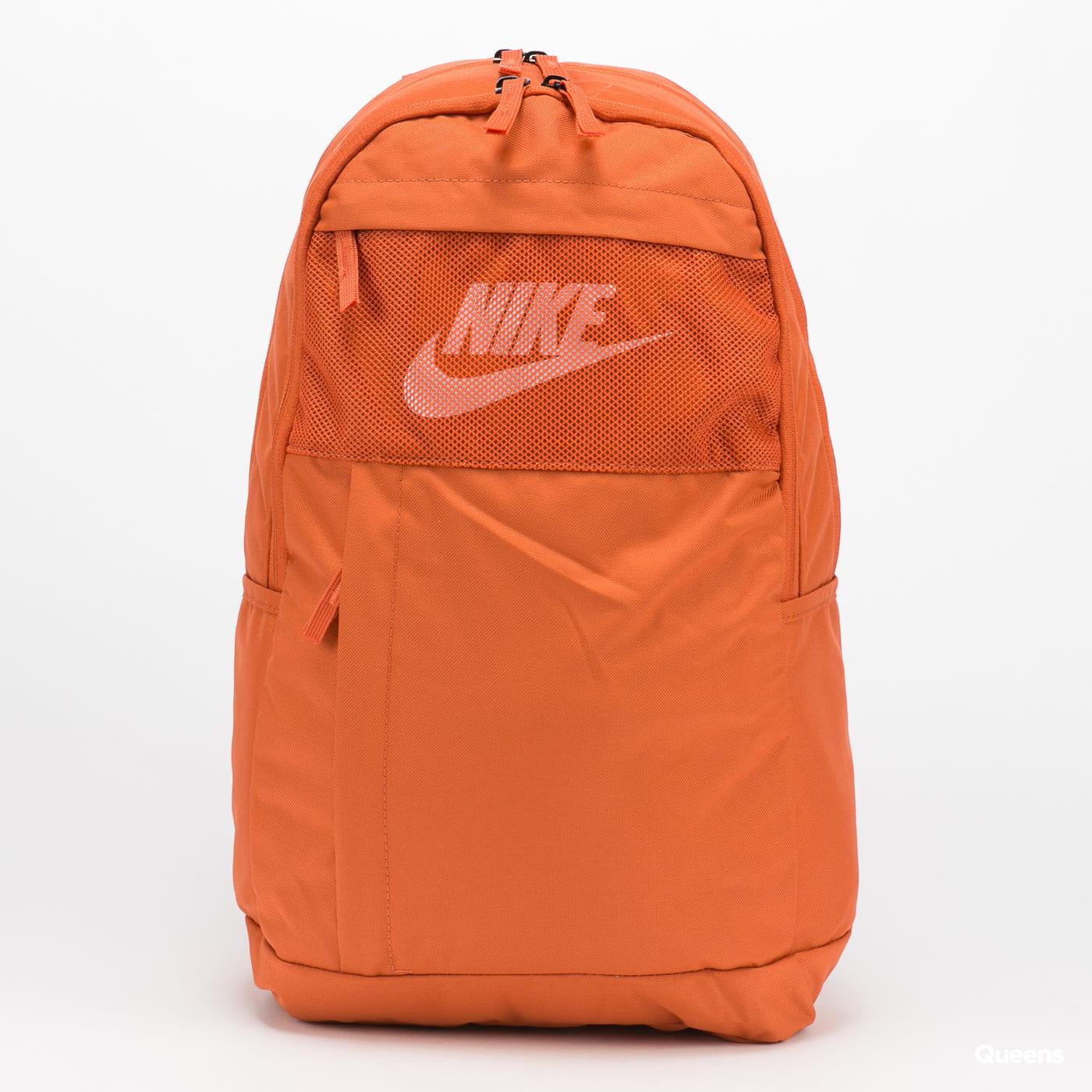 Nike NK Elemental Backpack - 2.0 oranžový