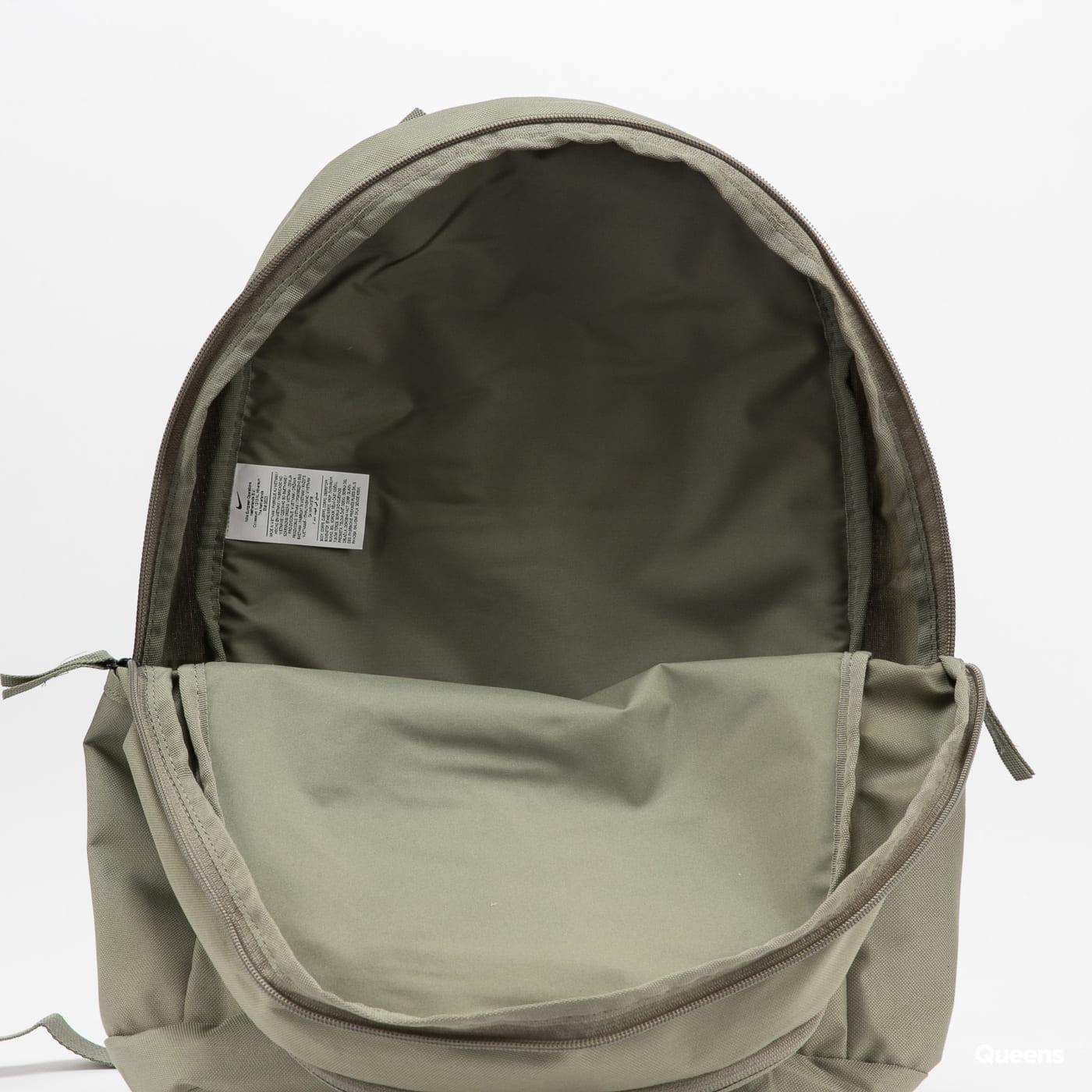 Nike NK Elemental Backpack - 2.0 LBR světle olivový