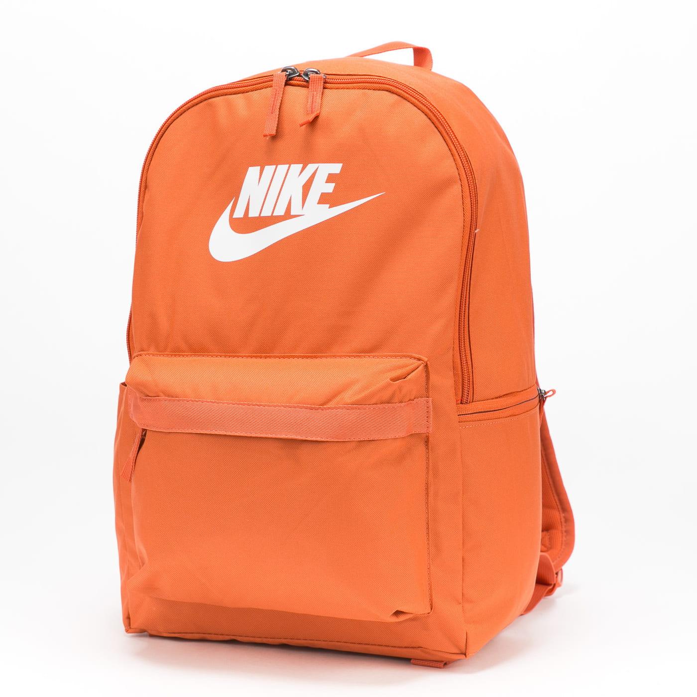 Nike NK Heritage Backpack 2.0 orange
