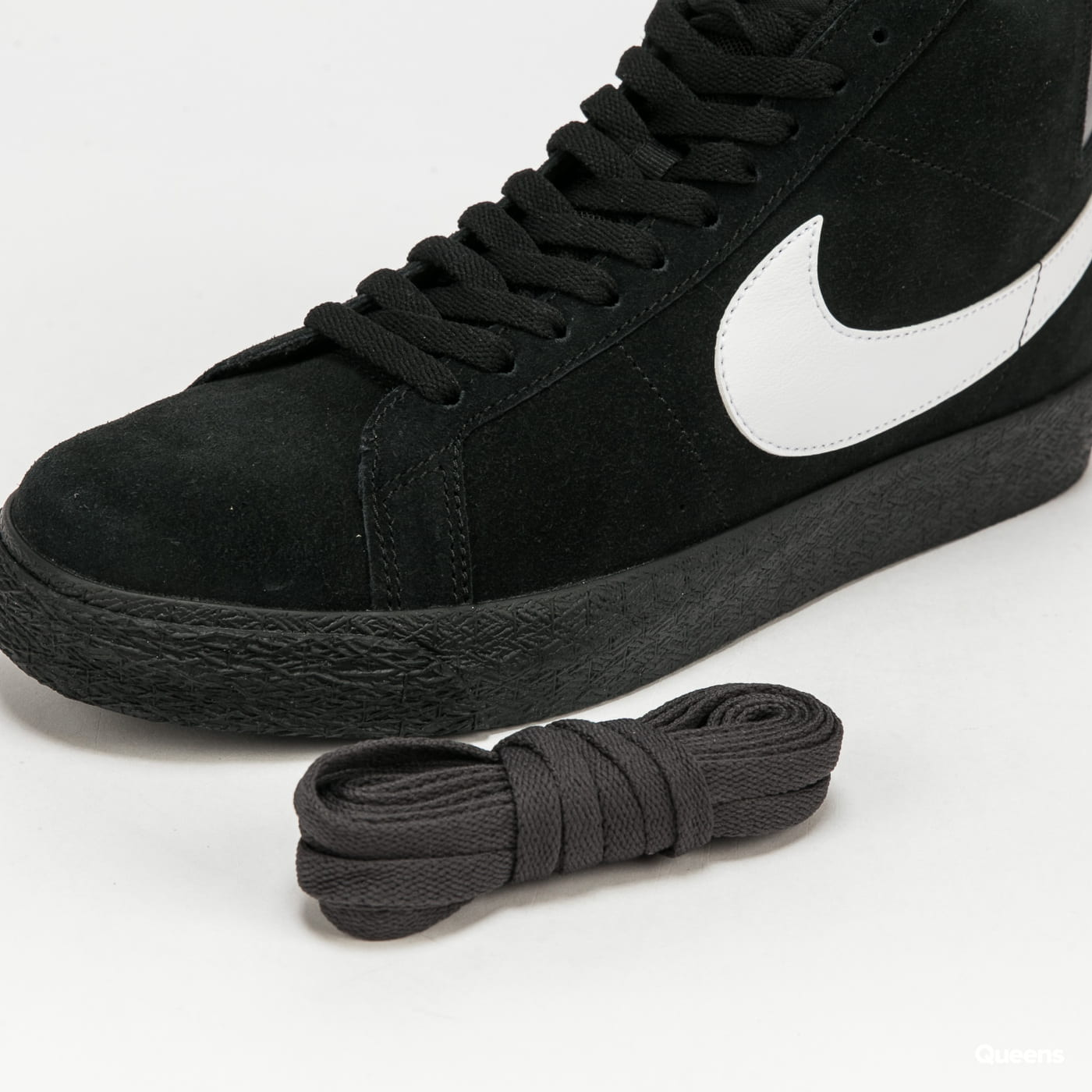 Nike SB Zoom Blazer Mid black / white - black