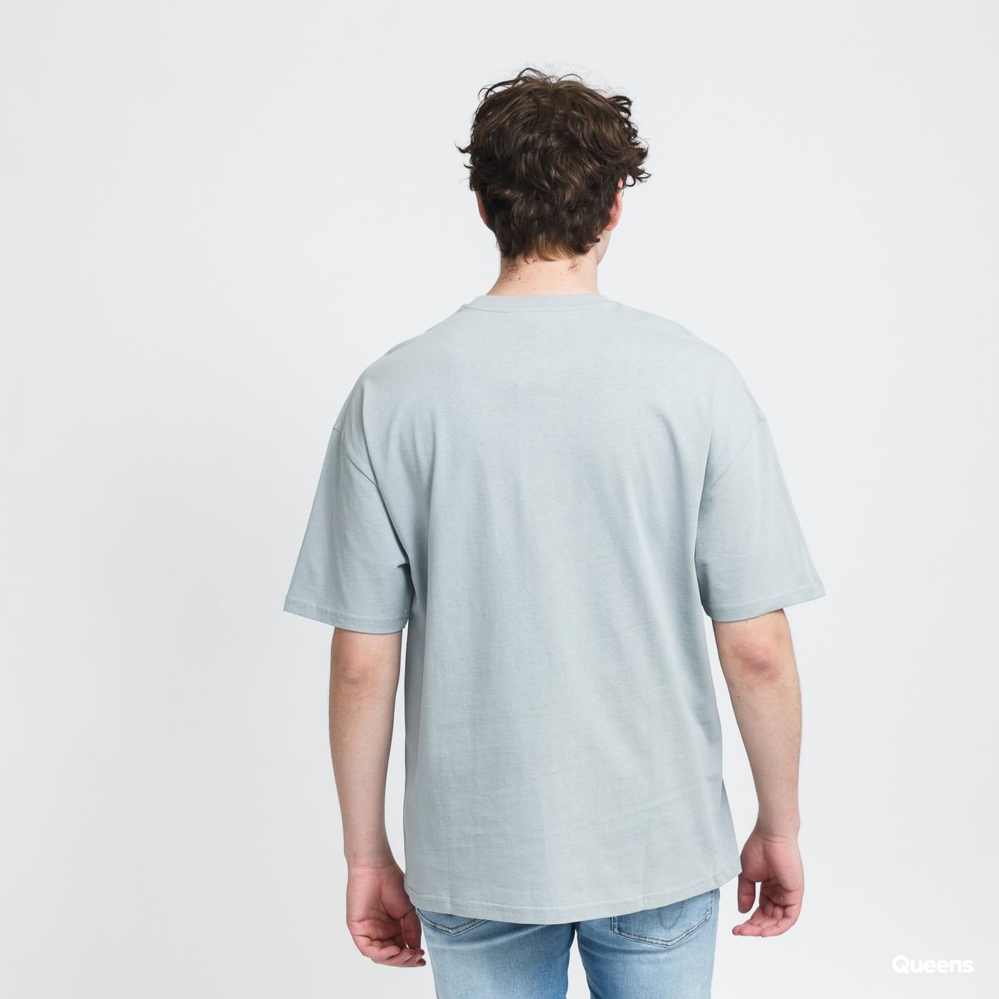 9N1M SENSE. Logo T-shirt gray