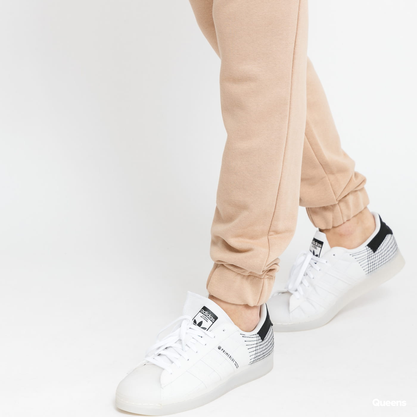 Sixth June Sweatshirt + Jogging Pant Set béžový