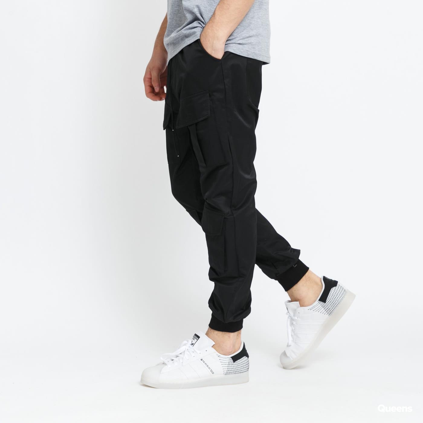 Sixth June Utility Pants černé