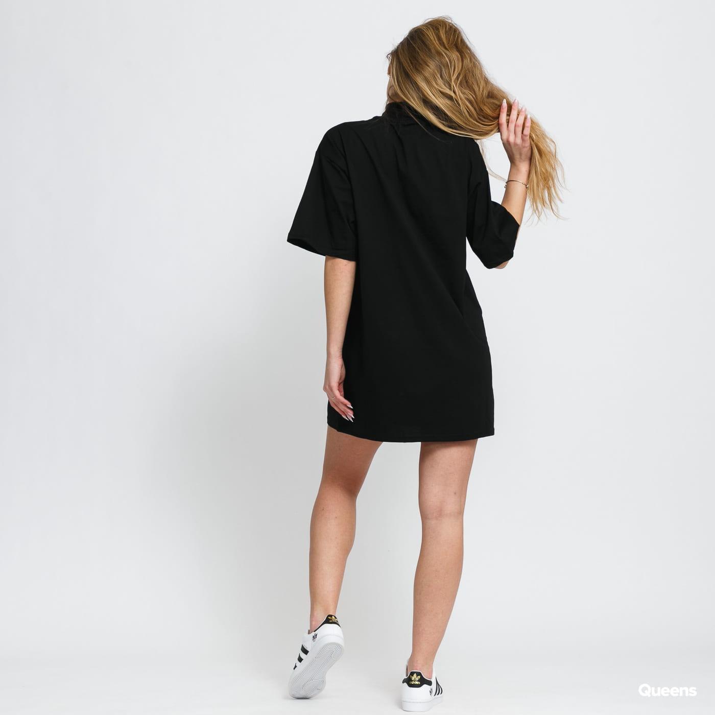 Sixth June W High Neck Dress černé