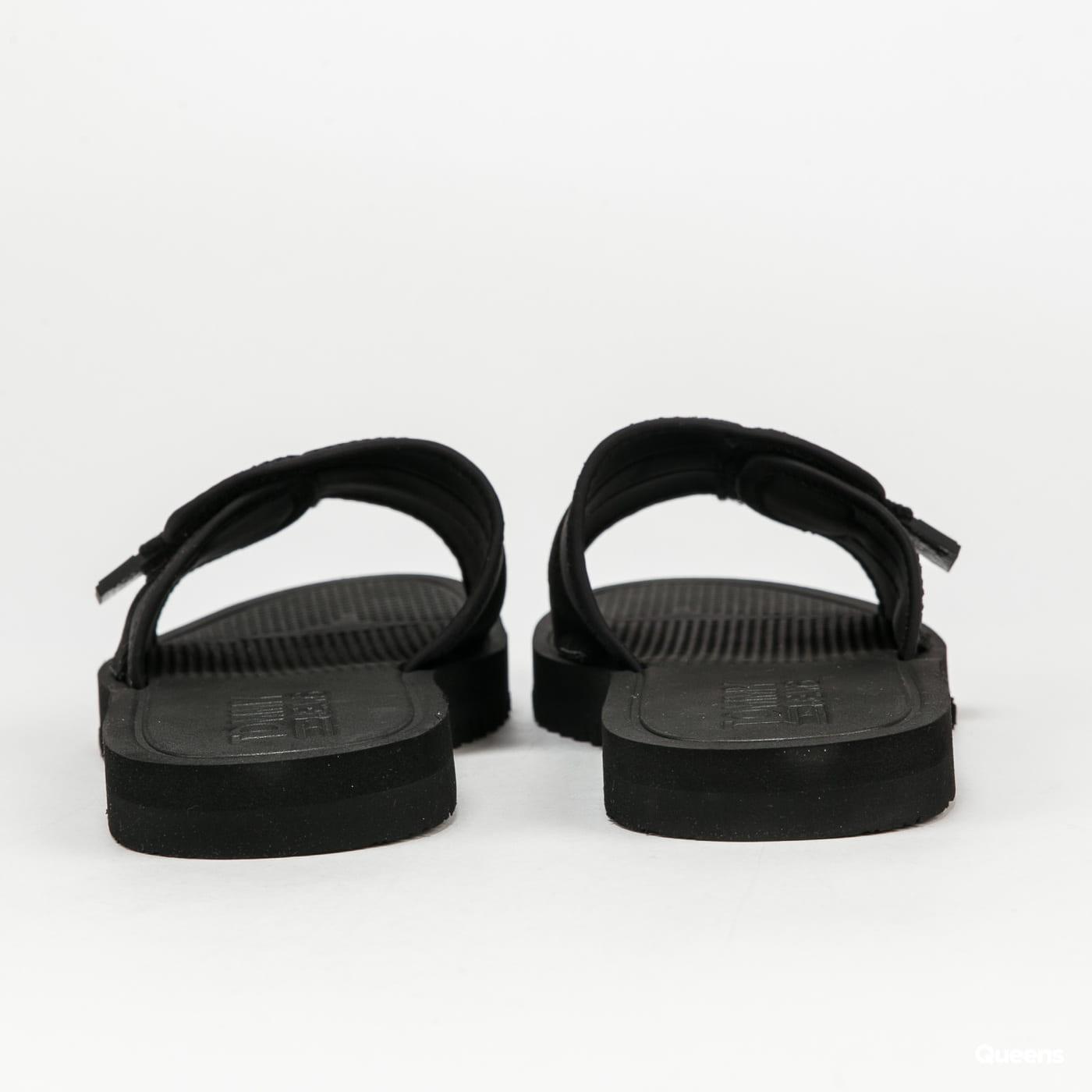 TOMMY JEANS Slip On Tech Sandal black
