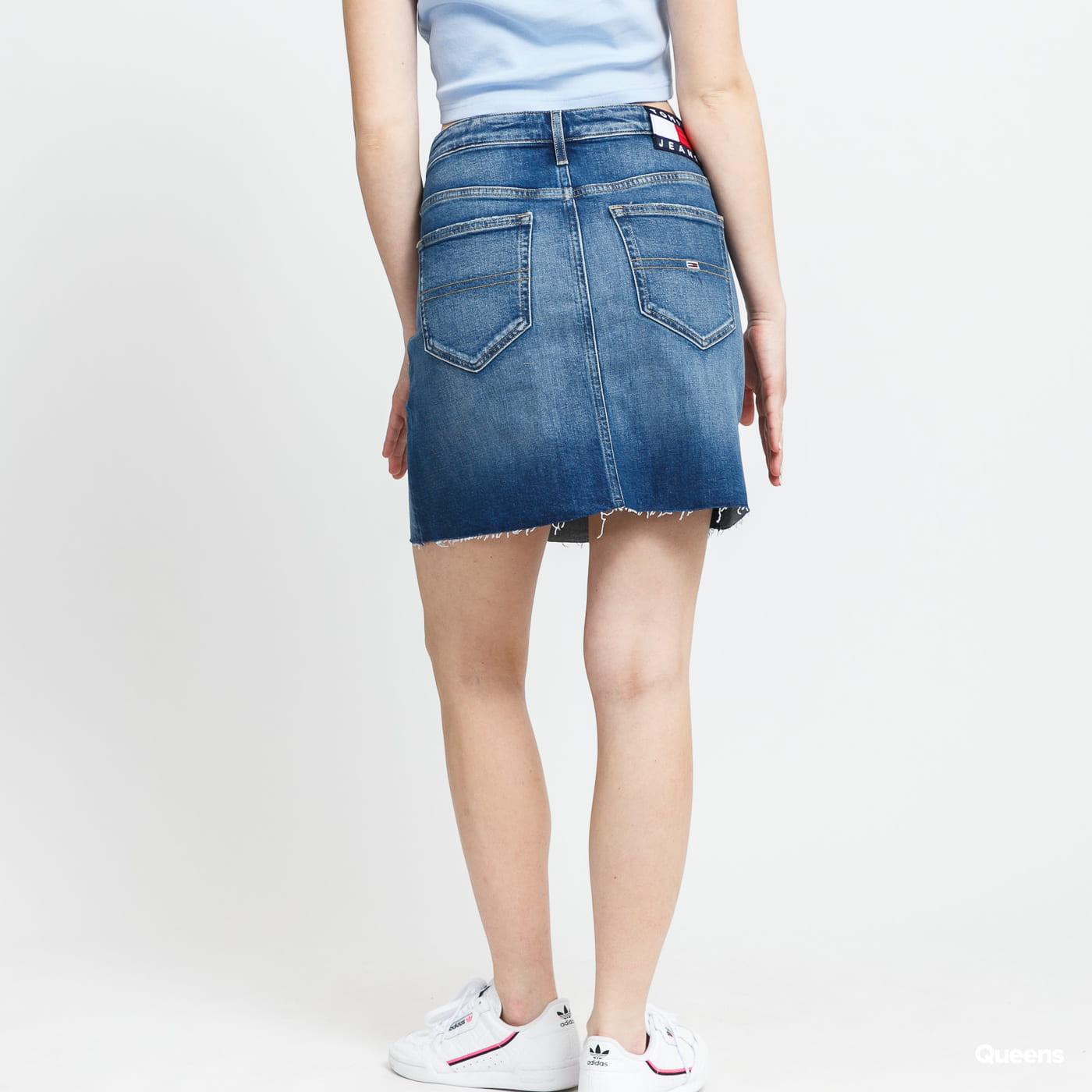 TOMMY JEANS W Short Denim Skirt ames mb com