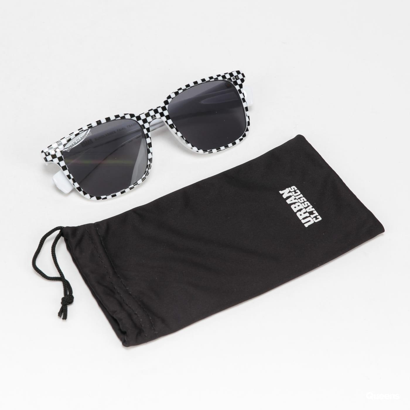 Urban Classics Sunglasses Faial black / white