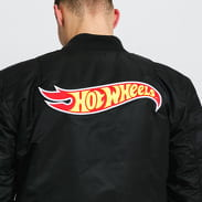 Alpha Industries MA-1 VF Hot Wheels černá