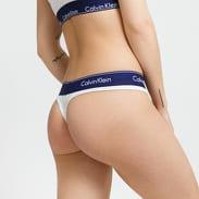 Calvin Klein Thong melange krémové / fialové