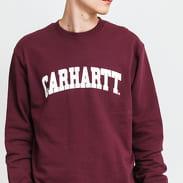Carhartt WIP University Sweat bordeaux