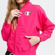 Champion Full Zip Jacket dark pink