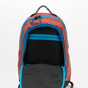 Nike NK Hayward Backpack červený / černý / modrý