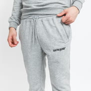 Sixth June Sweatshirt + Jogging Pant Set melange šedý