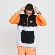 The North Face M MA Wind Jacket šedá / černá / neon oranžová