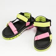 TOMMY JEANS Color Pop Sandal black