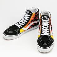 Vans SK8-Hi Reissue (flame) black / black