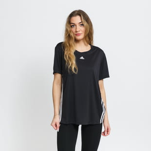adidas Performance 3 Stripe Tee