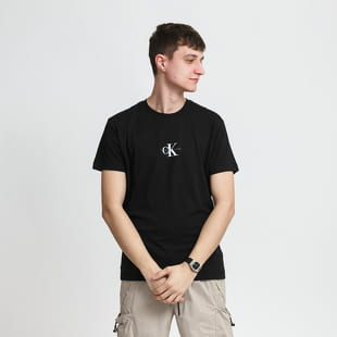 CALVIN KLEIN JEANS M Small Chest Monogram Tee