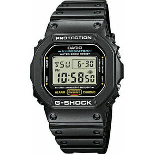 Casio G-Shock DW 5600E-1VER