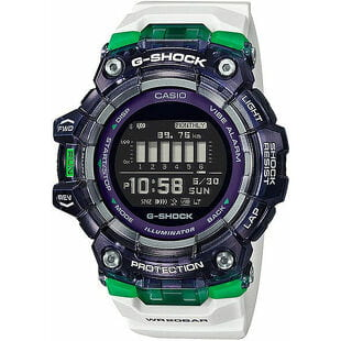 "Casio G-Shock GBD 100SM-1A7ER ""Skeleton Bezel Series"""