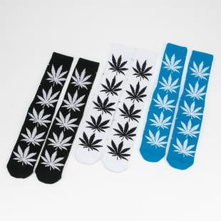 HUF 3Pack Essentials Plantlife Socken