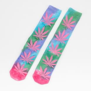 HUF Drip Dye Plantlife Socken