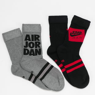Jordan U J Legacy Crew Socks 2Pack