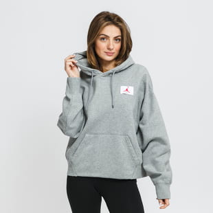 Jordan W J Flight Fleece PO Hoodie