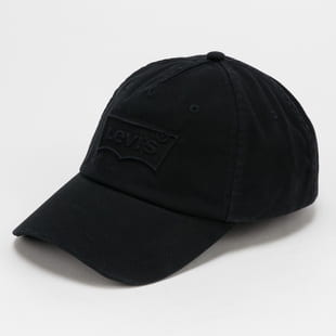 Levi's ® Washed Debossed Big Batwing Cap
