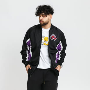 Mitchell & Ness Championship Game Track Jacket Raptors