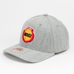 Mitchell & Ness Team Heather Redline Snapback Houston Rocket